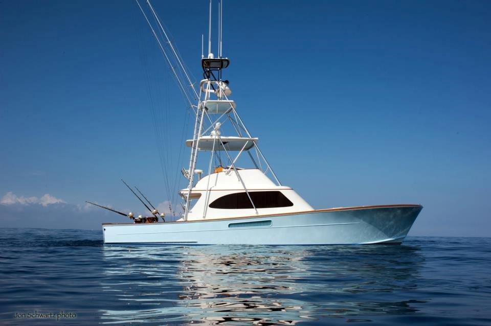 Custom Sportfishing Yachts Vs. Production