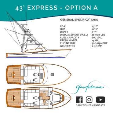 43' Express A