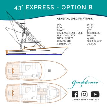 43' Express B