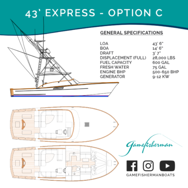 43' Express C