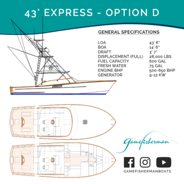 43' Express D