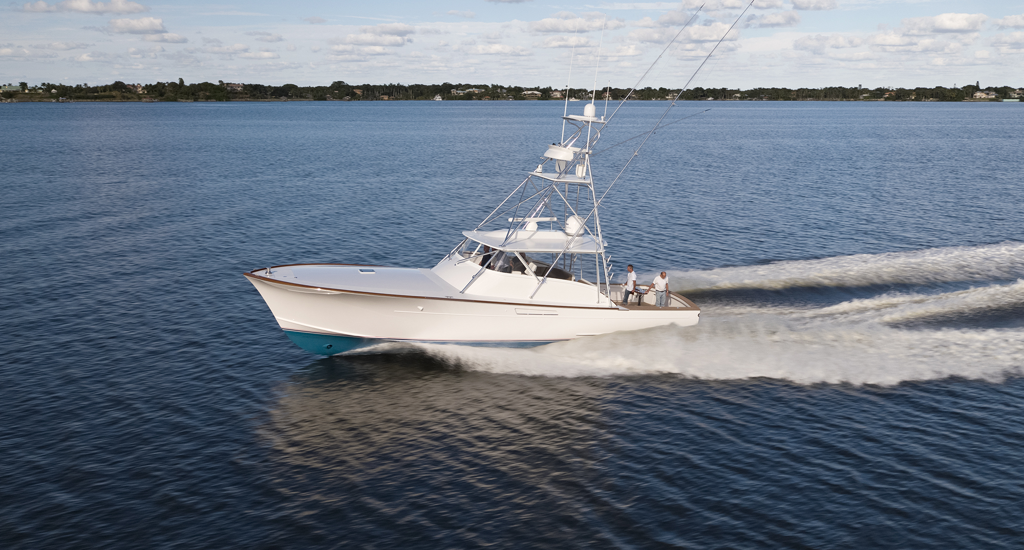 Gamefisherman Builders Of Fine Sport Fishing Boats