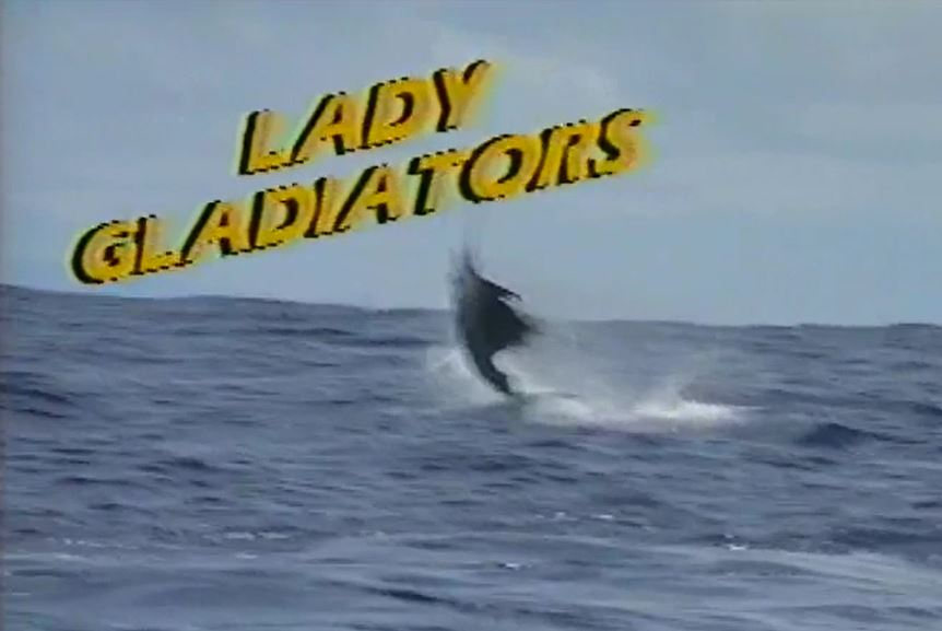Lady Gladiators Costa Rica Throwback Video
